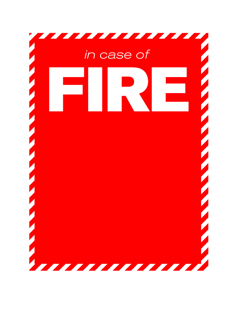fire safety poster2