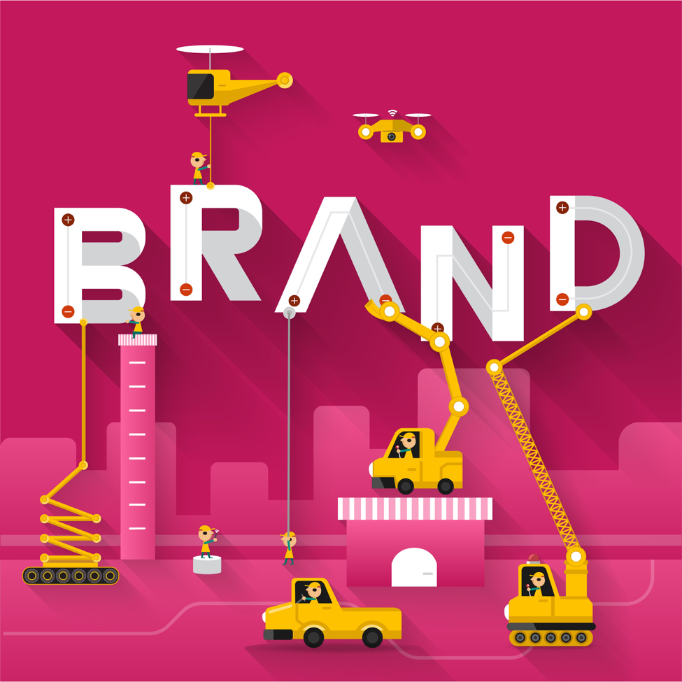 Brand illustration
